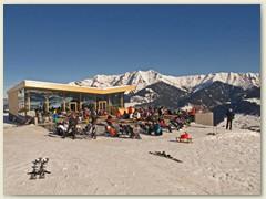 04 Das neue Bergrstaurant auf Triel mit der Signina-Gruppe
