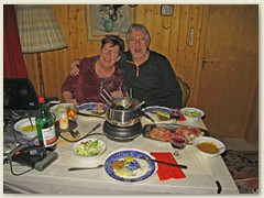 05 Ein feines Nachtessen mit Rosmarie und Fritz
