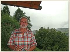 43 Einer der seltenen Regentagen in diesem Sommer. Ein paar Fototipps von Ernst im September