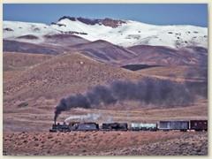 11 Eine fast unheimliche Einsamkeit. Landschaftlich prägend für weite Teile Patagoniens ist die Pampa. Eine steppenartige Hochebene