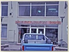 01 Hauptsitz der Firma YCF Yacimientos Carboniferos in Fiscales in Rio Gallegos