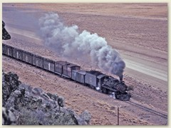 13 Zwischen 1951 und 1980 waren mindestens 20 Dampfloks ständig betriebsbereit
