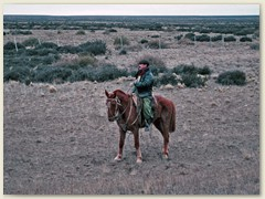 07 Ein Gaucho, der Cowboy Südamerikas