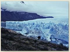 21 Anfangs September - ausser wir drei ist kein Mensch in dieser Gegend (Parque Nacional Los Glaciares)