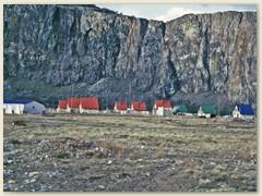 26 El Chaltén, 1993 ein paar Häuser, heute, 2012 eine Stadt !