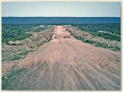 37 Kilometerweit findet man keine Menschenseele