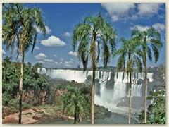 42 Iguazu - Wasserfälle im Tropenwald - Cataratas del Iguazú