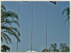 52 Nahe Foz do Iguaçu, der Dreiländerpunkt: Arbentinien, Brasilien und Paraguay