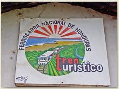 01 In Honduras soll es 2005 eine Touristenbahn geben ?