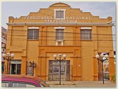 02 In Pedro Sula finden wir das ehemalige Verwaltungsgebäude