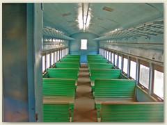 35 Personenwagen Innenansicht
