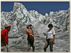 27 Gletscherwanderung