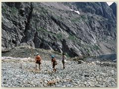 44 Aufstieg zum Pass Lunghin 2645 m