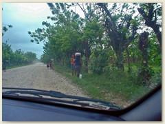 06_Auf der Hauptstrasse gehts Richtung San Pedro Sula