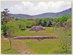 23_Copán Ruinas = Berühmte und bedeutendste Maya Stätte