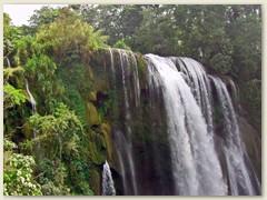 37_Via der Hauptstadt Teguicigalpa zum Wasserfall am Lago de Yoja
