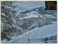 02 Ein schöner Wintertag mit Blick auf Rien