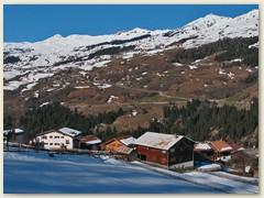 10 13. März 2014, Schneefrei bis ca. 1400 m auf der Südseite
