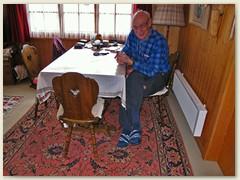 13 14. März besuchte mich drei Tage Kurt Schmidlin