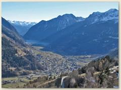 26r Die Dörfer Poschiavo und Le Prese