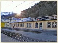 32r RhB Betriebswerkstätte