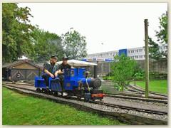 34_Zweiachsige Dampflok Marc