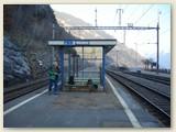 16_Station Hohtenn - Ende der Tageswanderung