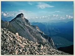 06_Grat zum Gipfelkopf des Piz Lischana