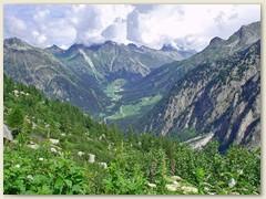 02_Das obere Bergell Richtung Passo del Maloja