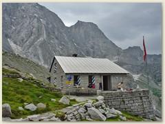 39_Die Hütte befindet sich auf der Alp Sciora