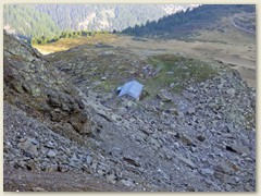 26_Die Mäderhütte oberhalb der Alp Moss