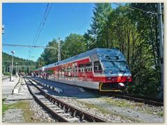 05_Triebwagen der Elektrischen Tatrabahn. Nachfolgetyp der Baureihe 420