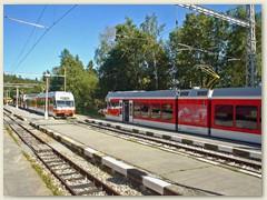 08_Eletrische Tatrabahn, eine Schmalspurbahn