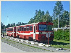 11_Železničná spoločnosť Slovensko (ZSSK) Dieseltriebzug