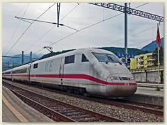 01_Mit einem ICE von Basel nach Hamburg