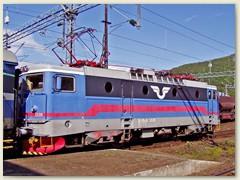 24_Elektrische Schwedische Lok in Narvik
