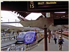 44_Der LINX Startbereit für nach Schwedens Hauptstadt Stockholm