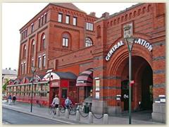 50_Haupteingang Central Station Malmö