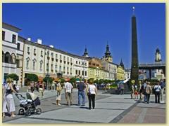 04_Banska Bystrica, sechstgrösste Stadt der Slowakei