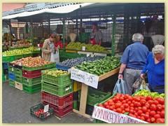 20_Markt von Poprad, grösste Stadt im Umfeld der Hohen Tatra