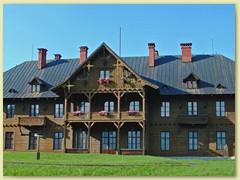 33_Das Jagdschloss von Fürst Christian von Hohenlohe im Goralenstil in Javorina