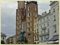 39_Krakau gehört zu den grössten städtischen Zentren in Polen