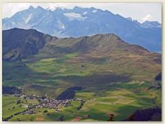 33_Von der Alp Gretg sieht man den Bifertenstock und Tödi