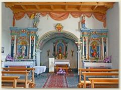 12_Die Kirche wurde im Verlauf der Jahrhunderte mehrmals umgebaut und renoviert