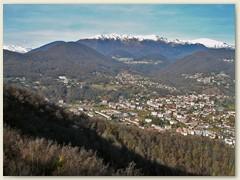 01_13. Januar 2011 - Start der kleinen Wanderung in Ponte Tresa