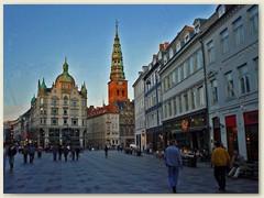 04_Gammeltorv - ältester Platz der Stadt Kopenhagen