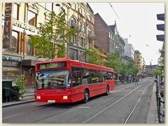 08_Oslo, Hauptstadt des Königreichs Norwegen. Ehemaliger Name Christiania