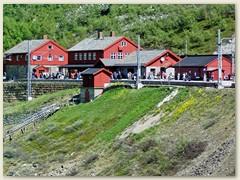 13_Myrdal - Ausgangspunkt der Flamsbana die zum Aurlandsfjord hinunterführt
