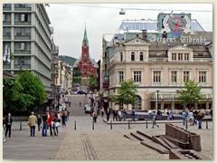 14_Bergen, zweitgrösste Stadt Norwegens