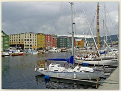 26_Der Kanalhafen von Trondheim